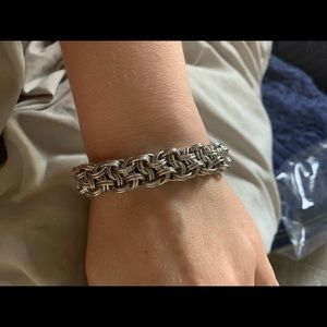 Chainmail bracelet SO COOL!